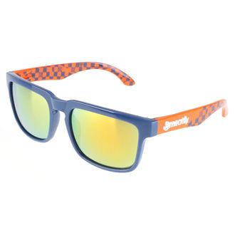 brýle sluneční Meatfly - Rush B – Blue Orange - MEAT089