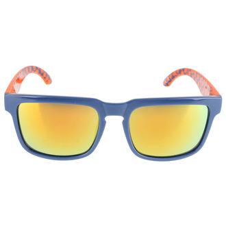 brýle sluneční Meatfly - Rush B – Blue Orange, MEATFLY