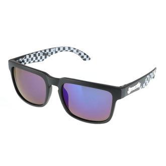 brýle sluneční Meatfly - Rush A - Black, MEATFLY