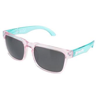 brýle sluneční Meatfly - Class B – Pink Blue - MEAT090