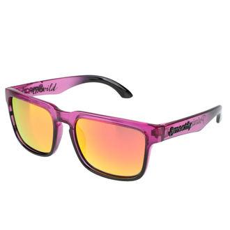 brýle sluneční Meatfly - Class Polarized C - Purple, MEATFLY
