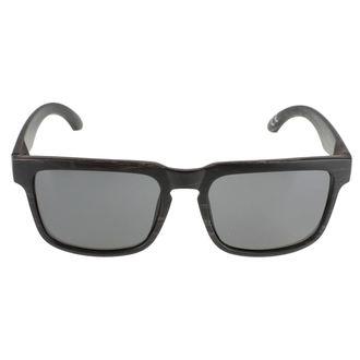 brýle sluneční Meatfly - Craft A - Black Wood, MEATFLY