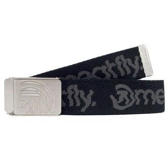 pásek Meatfly - Fusion B - Black, MEATFLY