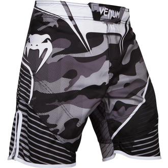 boxerské kraťasy Venum - Camo Hero - White/Black, VENUM