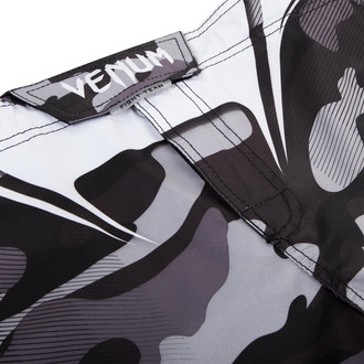 boxerské kraťasy Venum - Camo Hero - White/Black