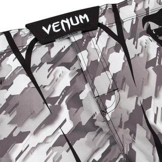 boxerské kraťasy Venum - Tecmo - Black/Grey