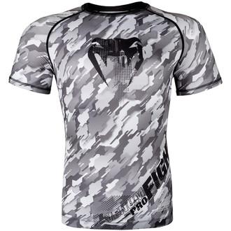 tričko pánské (termo) Venum - Tecmo Rashguard - Black/Grey, VENUM