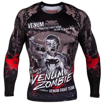tričko pánské s dlouhým rukávem Venum - Zombie Return Rashguard - Black - VENUM-03220-001