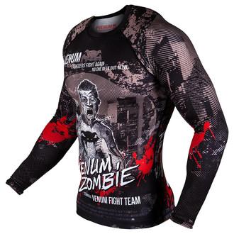tričko pánské s dlouhým rukávem Venum - Zombie Return Rashguard - Black, VENUM