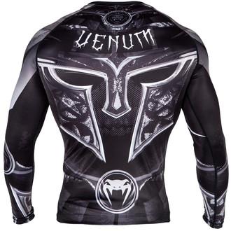tričko pánské s dlouhým rukávem (termo) Venum - Gladiator 3.0 Rashguard - Black/White