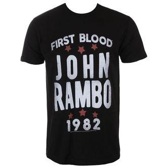 tričko pánské RAMBO - STARS, AMERICAN CLASSICS, Rambo
