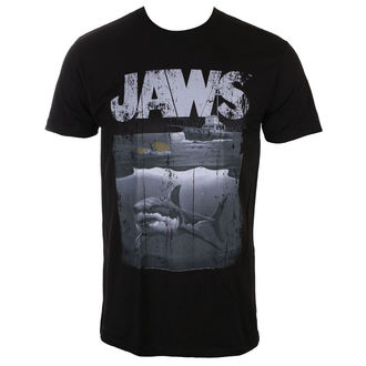 tričko pánské Čelisti - Shark Boat, AMERICAN CLASSICS, ČELISTI