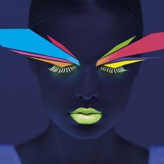 oční stíny STAR GAZER - Neon - 202