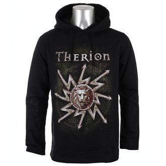 mikina pánská THERION - LION - CARTON, CARTON, Therion