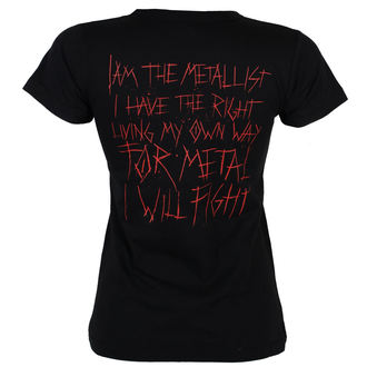 tričko dámské Malignant Tumour - The Metallist, Malignant Tumour