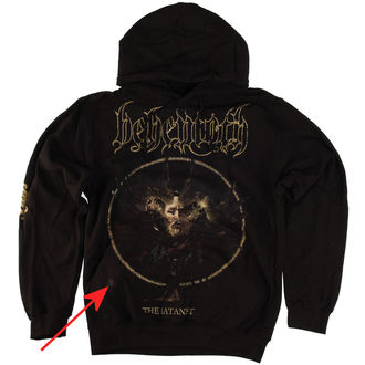 mikina pánská  Behemoth - Satanist Album - PLASTIC HEAD - POŠKOZENÁ, PLASTIC HEAD, Behemoth