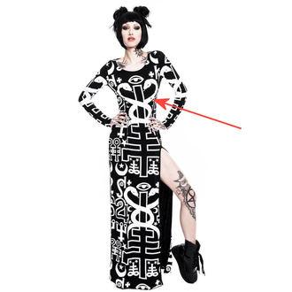 šaty dámské KILLSTAR - Spiritus -POŠKOZENÉ
