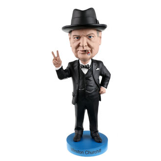 figurka Winston Churchill - Bobble-Head - ROBO01143