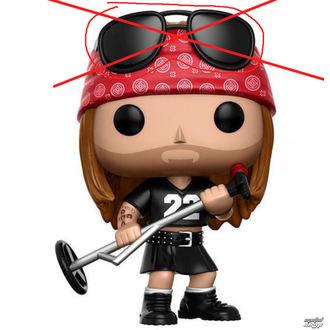 figurka Guns N´ Roses - POP! Axl Rose - POŠKOZENÁ, Guns N' Roses