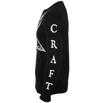 tričko pánské s dlouhým rukávem BLACK CRAFT - Baphomet