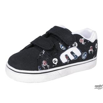 boty dětské ETNIES - Toddler Calli-Vulc Strap