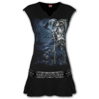 šaty dámské SPIRAL - RAVEN QUEEN, SPIRAL