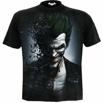 tričko pánské SPIRAL - Batman - JOKER ARKHAM ORIGINS - Black, SPIRAL, Batman