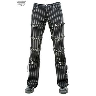 kalhoty dámské Aderlass - manacle Hipster denim Pin Stripe, ADERLASS