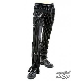 kalhoty pánské Aderlass - Girdle Pants Pin Stripe, ADERLASS