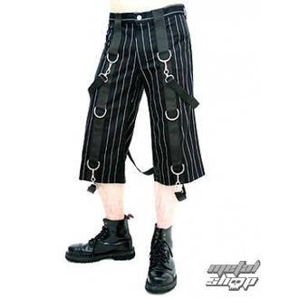 kalhoty pánské 3/4 Aderlass - Short Pants Denim Pin Stripe A-1-44-050-01