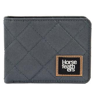 peněženka HORSEFEATHERS - DEACON - GRAY, HORSEFEATHERS