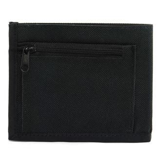 peněženka HORSEFEATHERS - KYLER - BLACK, HORSEFEATHERS