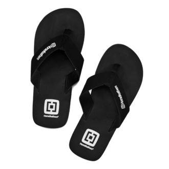 sandály pánské HORSEFEATHERS - WALKER - Black - AA1083A
