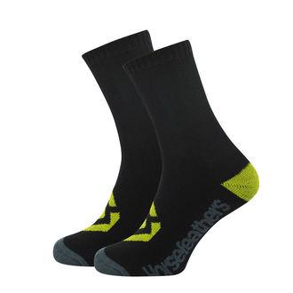 ponožky HORSEFEATHERS - LOBY - BLACK