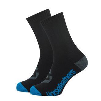 ponožky HORSEFEATHERS - LOBY - BLUE, HORSEFEATHERS