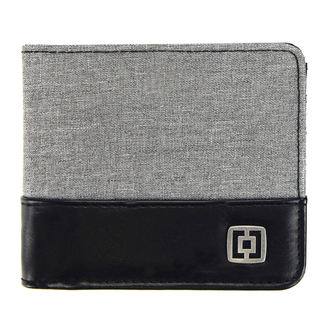 peněženka HORSEFEATHERS - TERRY WALLET - HEATHER GRAY - AA970B