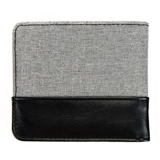 peněženka HORSEFEATHERS - TERRY WALLET - HEATHER GRAY, HORSEFEATHERS