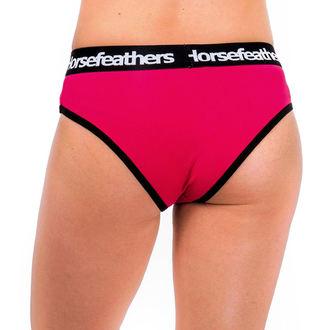 kalhotky dámské HORSEFEATHERS - VESNA - MINERAL RED, HORSEFEATHERS