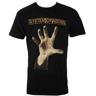 tričko pánské System of a Down - HAND - BRAVADO, BRAVADO, System of a Down
