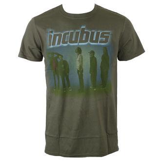 tričko pánské Incubus - WASHOUT- OLIVE - BRAVADO, BRAVADO, Incubus