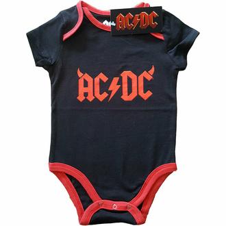body dětské AC/DC - Horns - ROCK OFF, ROCK OFF, AC-DC