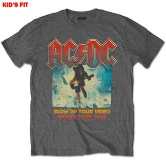 tričko dětské AC/DC - Blow Up Your Video - ROCK OFF, ROCK OFF, AC-DC