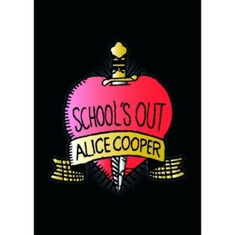 pohlednice Alice Cooper - ROCK OFF, ROCK OFF, Alice Cooper