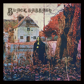 obraz Black Sabbath - (Black Sabbath) - PYRAMID POSTERS, PYRAMID POSTERS, Black Sabbath