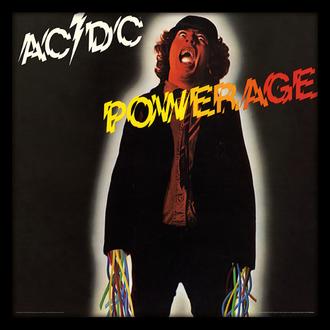 obraz AC/DC - (Powerage) - PYRAMID POSTERS, PYRAMID POSTERS, AC-DC