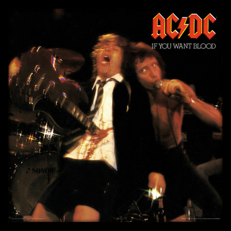obraz AC/DC - (If You Want Blood) - PYRAMID POSTERS, PYRAMID POSTERS, AC-DC
