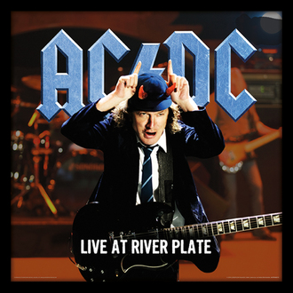 obraz AC/DC - (Live At River Plate) - PYRAMID POSTERS, PYRAMID POSTERS, AC-DC