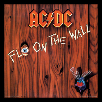 obraz AC/DC - (Fly On the Wall) - PYRAMID POSTERS, PYRAMID POSTERS, AC-DC