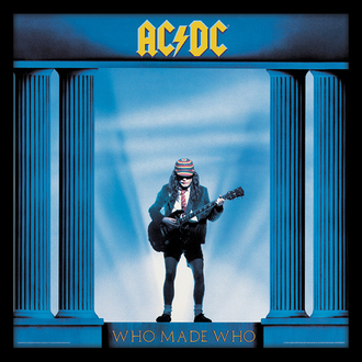 obraz AC/DC - (Who Made Who) - PYRAMID POSTERS, PYRAMID POSTERS, AC-DC