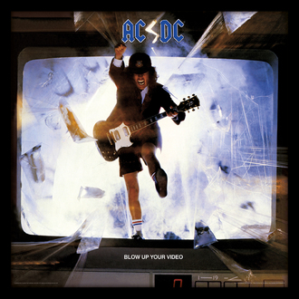obraz AC/DC - (Blow Up Your Video) - PYRAMID POSTERS, PYRAMID POSTERS, AC-DC